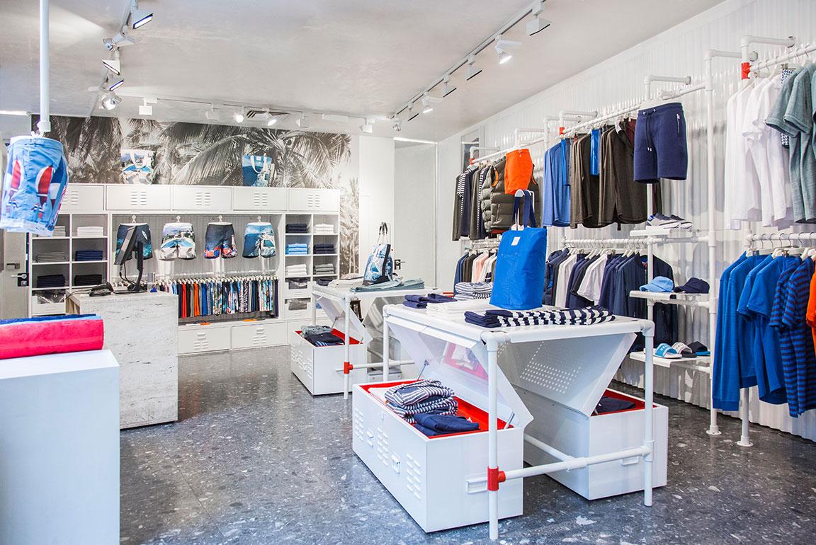 Orlebar Brown Mayfair Store