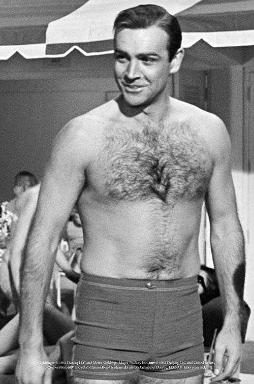 Goldfinger 1964 - Goldfinger Swimshort