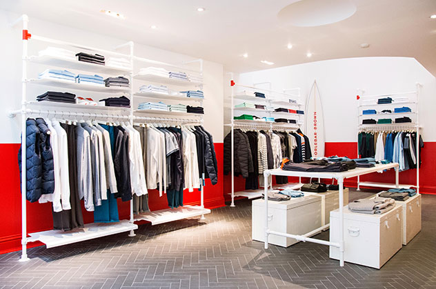 Orlebar Brown Westbourne Grove Flagship store image