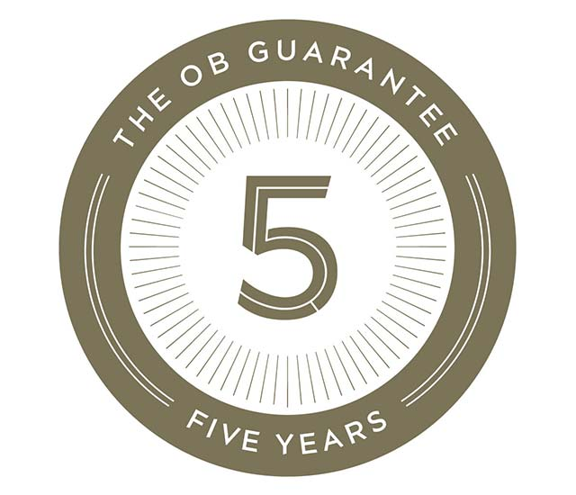 The OB Guarantee