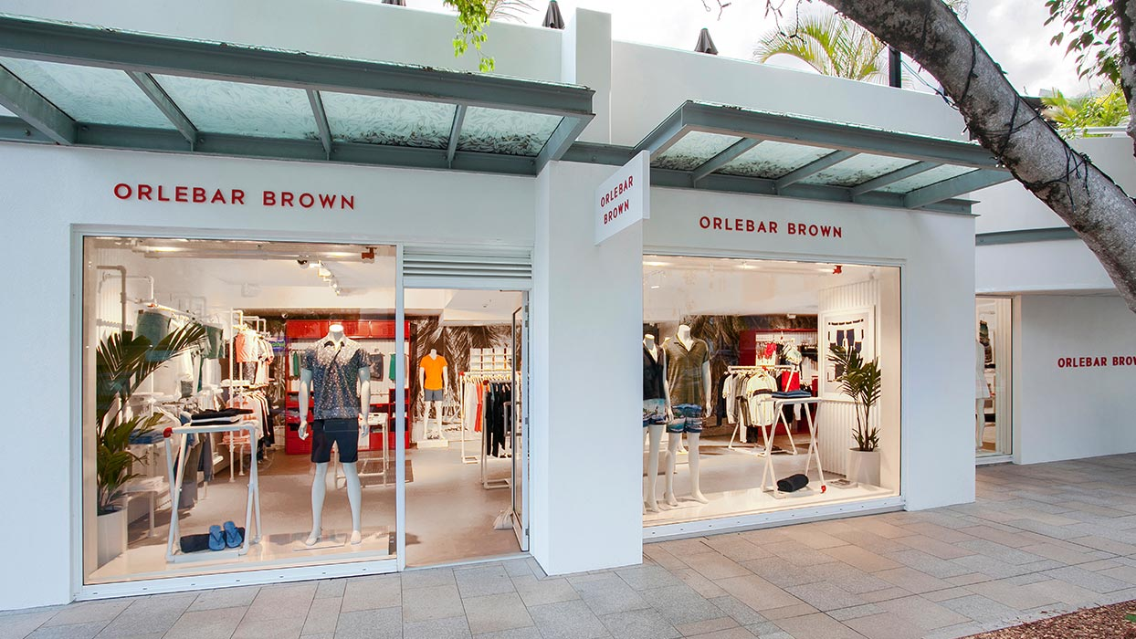 Orlebar Brown Stores