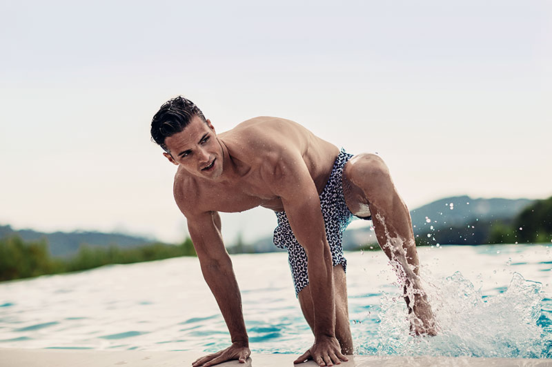 New Swim Shorts