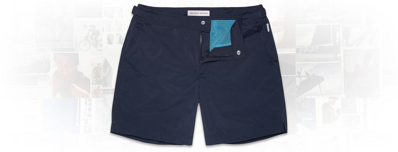 Bulldog Sport Swim Shorts