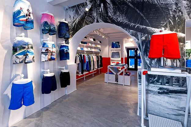Orlebar Brown Mykonos Flagship store image
