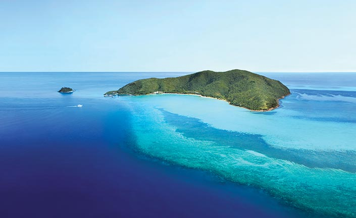 Hayman Islands