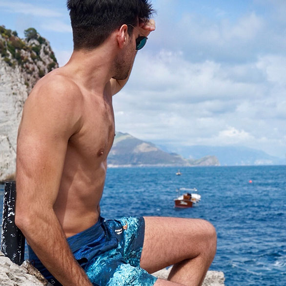 Orlebar Brown | Swim Shorts | #OBSAROUNDTHEWORLD