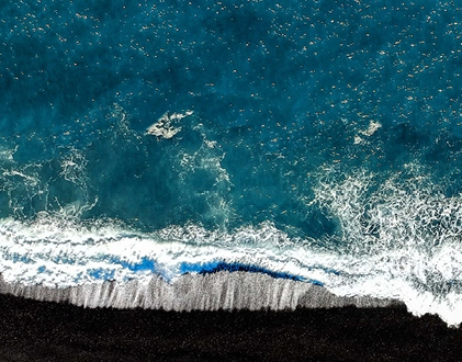 Orlebar Brown - Plages de sable noir