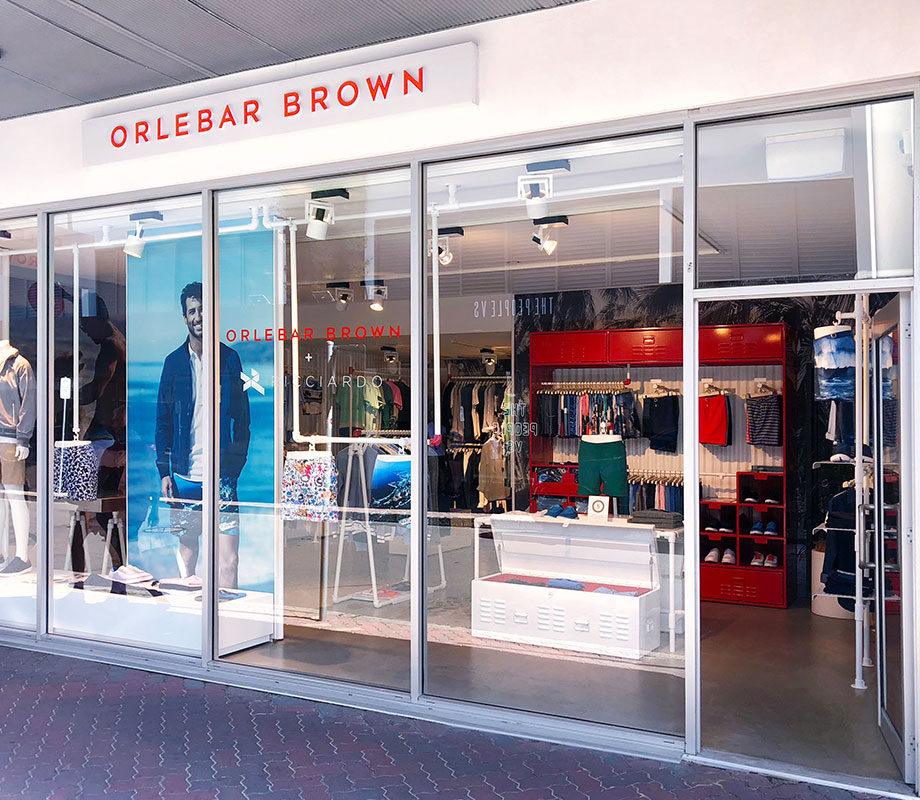 Store Locator   Find your nearest Orlebar Brown store